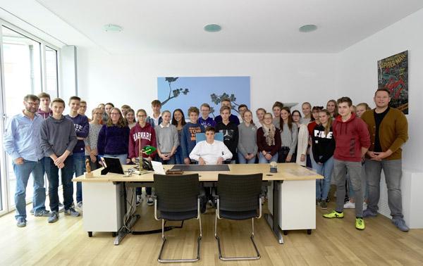 Politik Geht Auch Mich An Marie Therese Gymnasium Erlangen